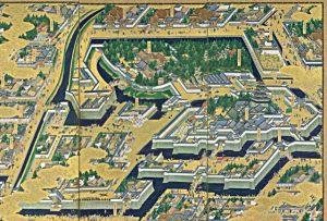 江戸城の絵