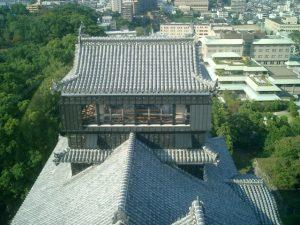熊本城の小天守